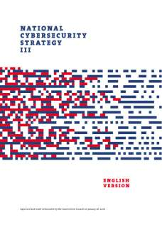 National Cybersecurity Strategy III